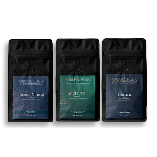 The Legendry Gift Box Yemen Specialty Coffee Mokha Bunn Canada