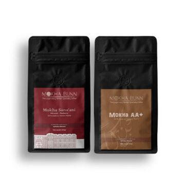 The Mokha Pack Mokha Bunn Yemen Speciality Coffee Canada