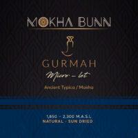 Gurmah Village Yemen Specialty Coffee Canada Mokha Bunn
