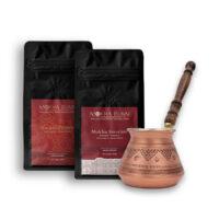 Turkish coffee pack yemen specialty coffee Mokha Bunn Canada