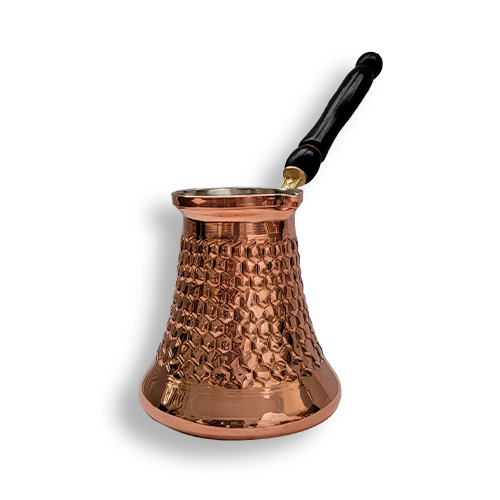 ibrik cezve hammered handmade copper arabic turkish coffee pot Canada Mokha Bunn